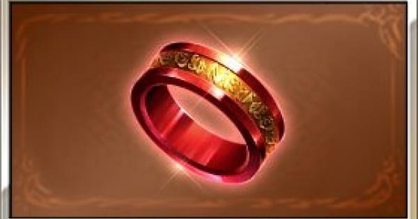 至極の指輪の使い方/入手方法