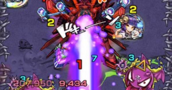 エールソレイユX【EX】攻略適正キャラランキング Xの覚醒2