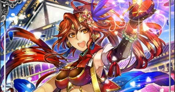 織田信長SSR22の性能 | 祝祭覇姫