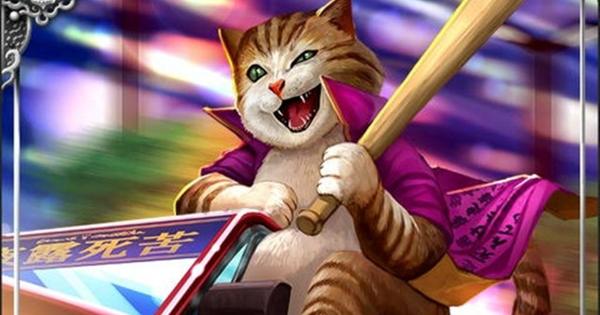 紗亞SSR1の性能 | 赤き猫星