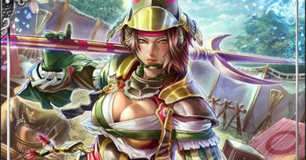 加藤清正SSR20の性能 | 豊国女将軍