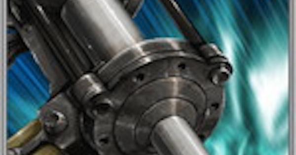 ツラヌキ筒の性能 | 前衛スキル