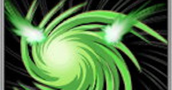 旋風怒涛の性能   前衛スキル