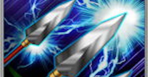 閃電奇襲の性能 | 後衛スキル