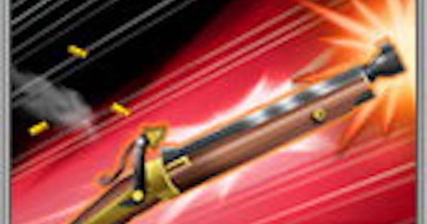 速射援護の性能 | 後衛スキル