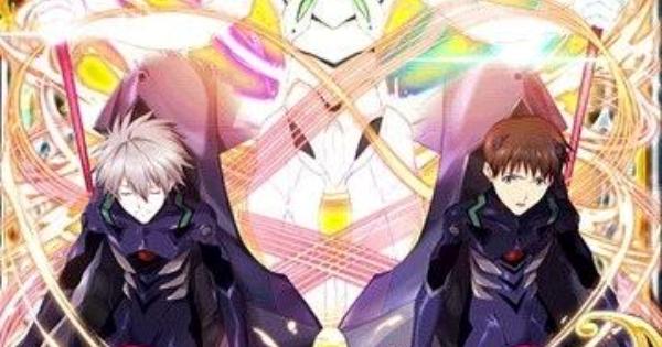 シンジ カヲル