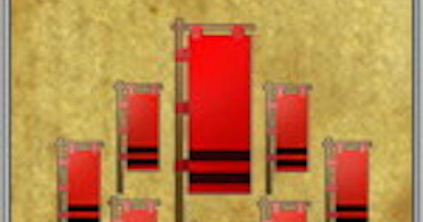 方円の陣の性能   前衛スキル