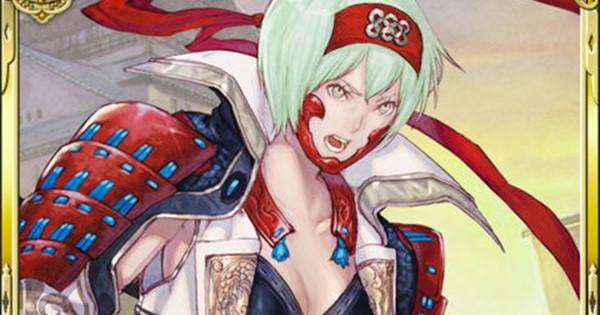 真田幸村SR13の性能 | カリスマ女武将