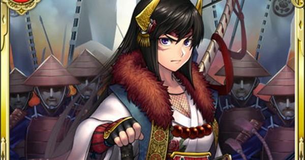 井伊直政SR13の性能 | 井伊の鬼姫