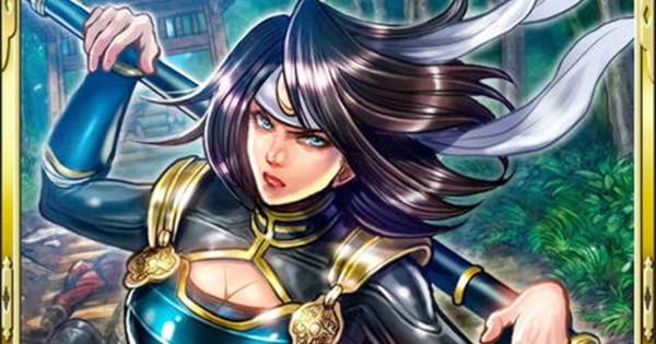 福島正則SR12の性能 | 激情の女武者