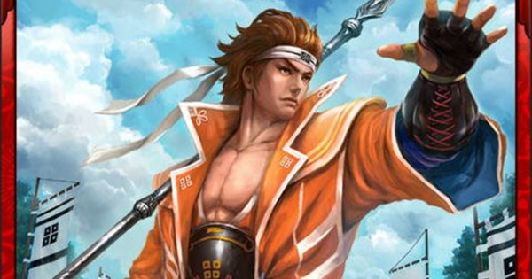 尼子国久N8の性能 | 蛮勇武者