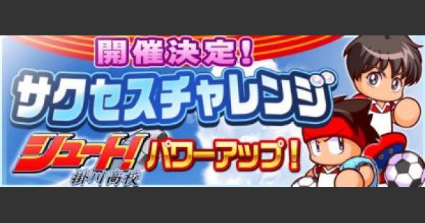 掛川高校サクセスチャレンジ(サクチャレ7)の攻略