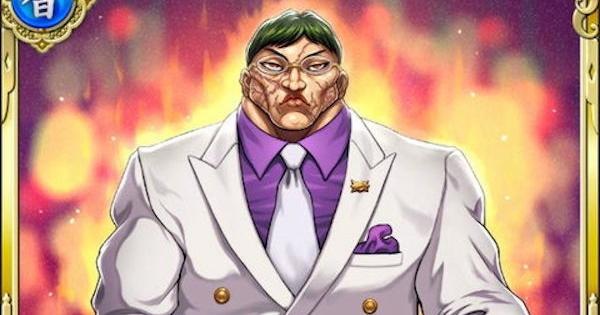 花山薫SR16の性能   悠然喧嘩師