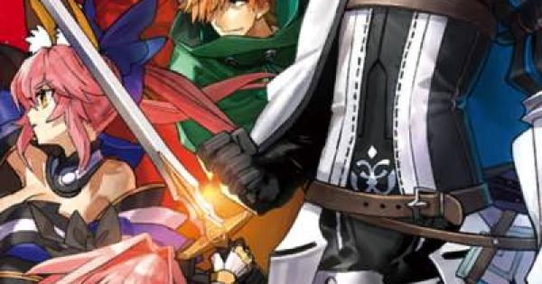 『Fate/EXTELLA LINK』の性能