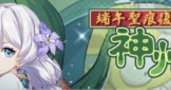 神州端午(端午聖痕復刻)の概要と報酬
