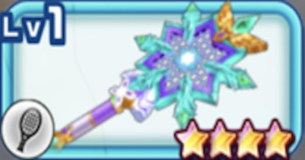 エミリアモチーフラケットの評価   大精霊の魔杖