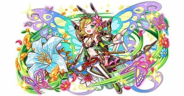 愛を咲かせる春羽妖精 ファータの評価