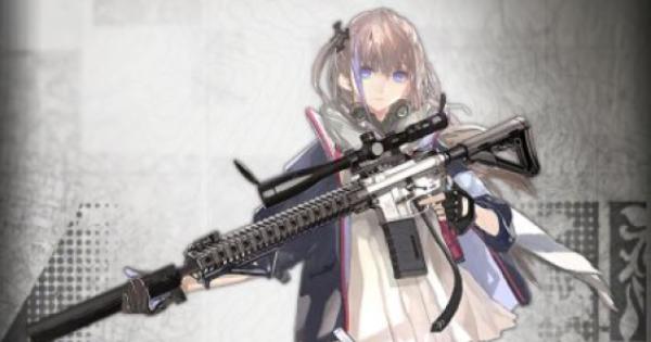 ST AR-15のスキル性能と製造レシピ