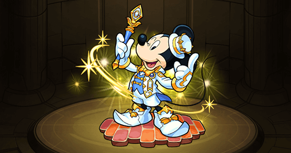 ミッキーマウスの最新評価!適正神殿とわくわくの実|ディズニー