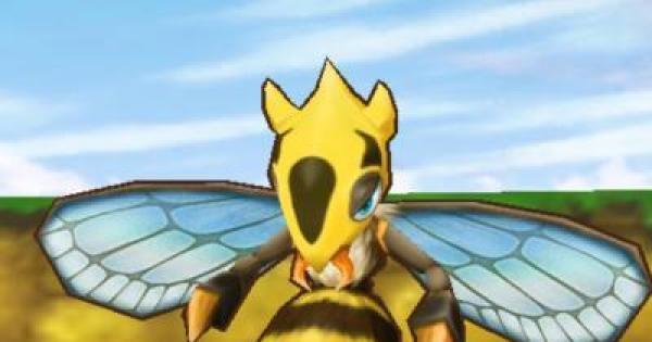 ハチ種の弱点と倒し方