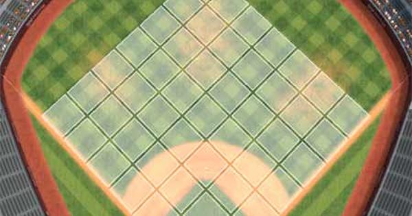 フィールドビンゴ49の攻略 ミニバトル野球勝負