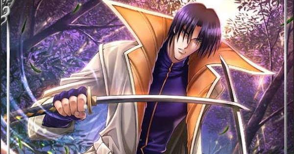 四乃森蒼紫SSR21の性能 | 修羅