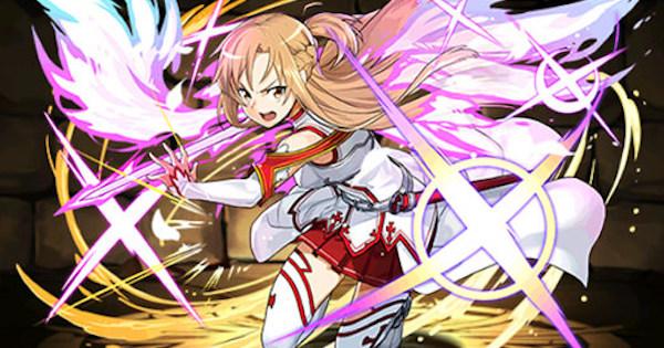 閃光のアスナ(SAO)の評価!超覚醒と潜在覚醒おすすめ