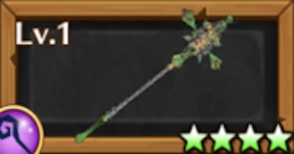 茶熊ジュダモチーフ(杖)/磔刑の評価