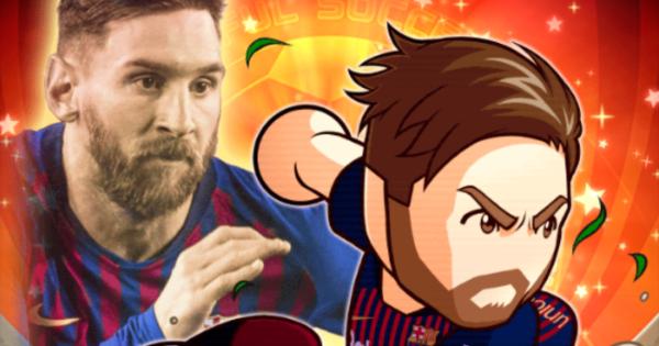 [18-19]メッシの評価とイベント|FCバルセロナコラボ