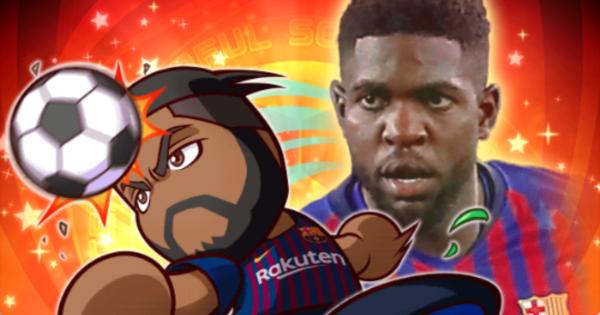 [18-19]ウンティティの評価とイベント|FCバルセロナ