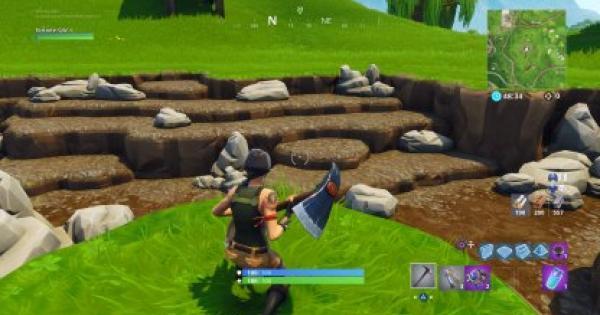 「岩を25個破壊する」チャレンジ攻略