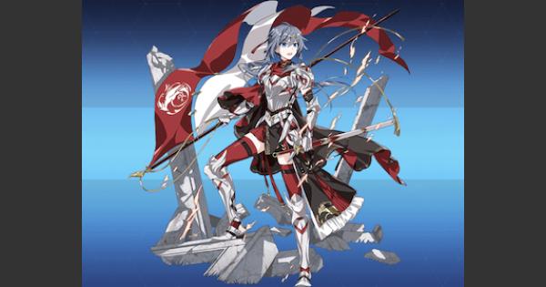 フカ・騎士(聖痕)の評価と装備おすすめキャラ