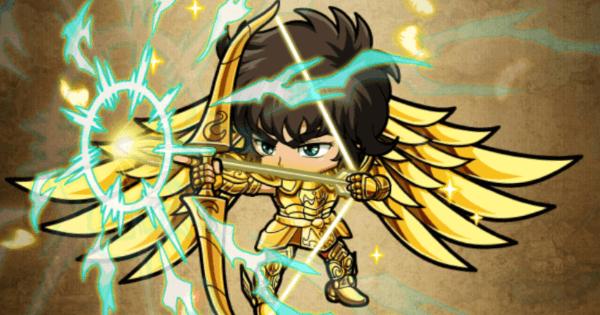 アイオロスの評価と強い点|聖闘士星矢コラボ