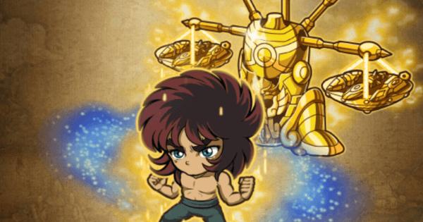 童虎の評価と強い点|聖闘士星矢コラボ
