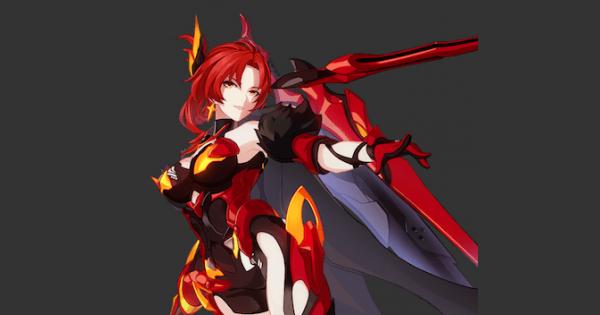 姫子(真紅の騎士・月蝕)の評価 | おすすめ武器・聖痕