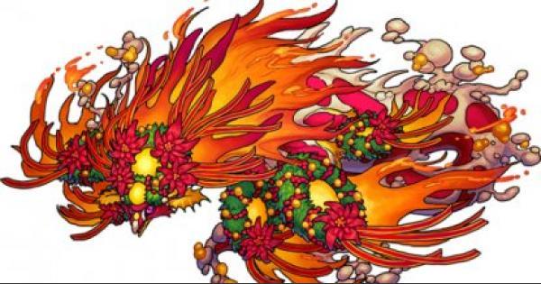 クリスマスヨグソトース(火ヨグ)の最新テンプレパーティ
