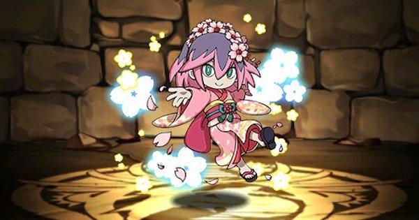 桜ふぶき姫のテンプレパーティ(桜ふぶき姫パ)