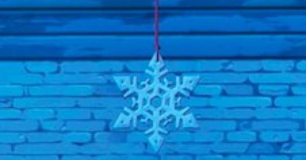 「雪の結晶の飾りつけを壊す」攻略