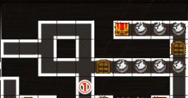 黒ウィズラビリンス2超高難度「4階」攻略&デッキ構成