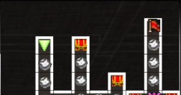 黒ウィズラビリンス2第31〜35階攻略&デッキ構成