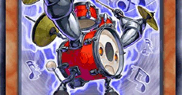 音響戦士ドラムスの評価と入手方法