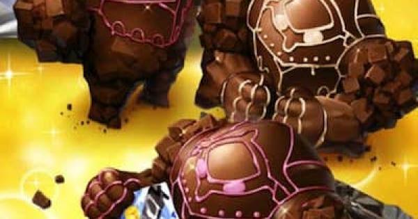 『チョコ式ミニゴーレム』の性能