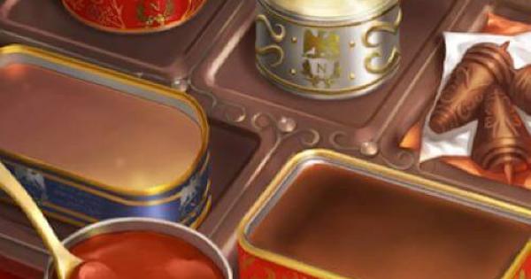 『軍用糧食(缶詰)』の性能