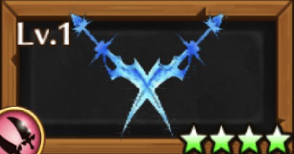 コールドタロン/ヨナモチーフ(双剣)の評価