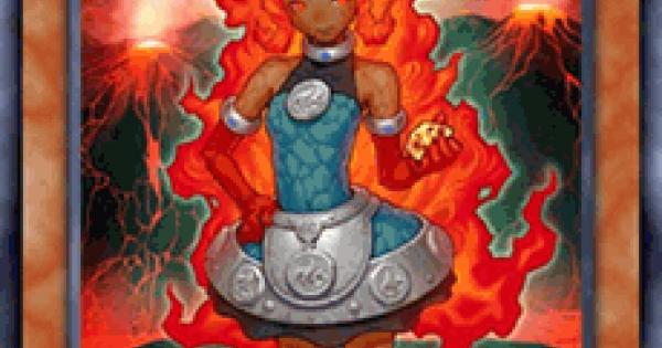 ラヴァル炎火山の侍女の評価と入手方法
