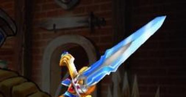 湖の剣<結氷>の評価/ディーネモチーフ武器