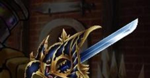 フォービドゥンソードの評価/夏レイヴンモチーフ武器