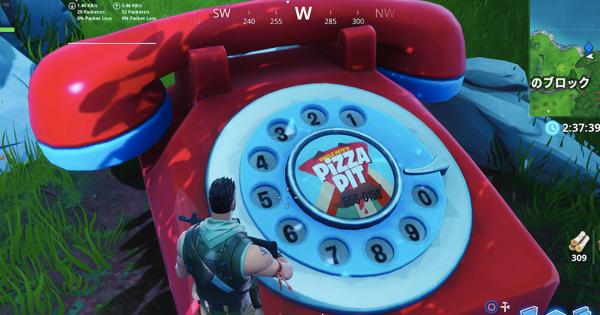 「ピザピットに電話をかける」ウィーク8チャレンジ攻略