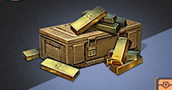 金塊の稼ぎ方|効率よく金塊を集める方法