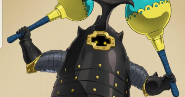 聖騎士マルマス(ドンドンチャッチャッ)の評価とおすすめ装備